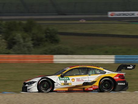 Em Lausitzring, Augusto Farfus termina em 10º na corrida de sábado