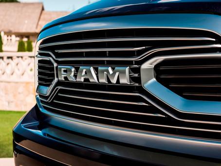 Recall: FCA chama proprietários de modelos RAM 2500 e Renegade
