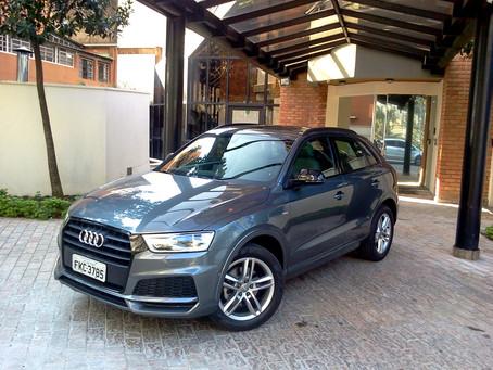 Avaliação: Q3 Black Edition, a reunião da esportividade Audi, com as principais características de u