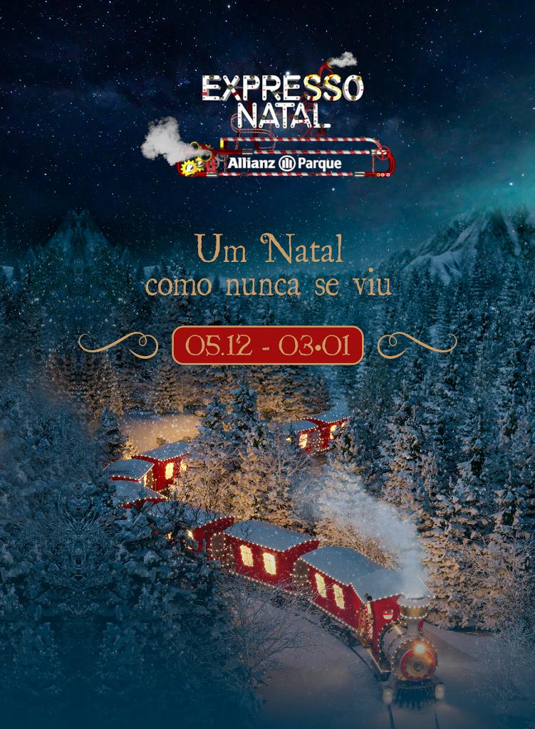 Lazer: Allianz Parque recebe a magia do Natal em jornada mágica