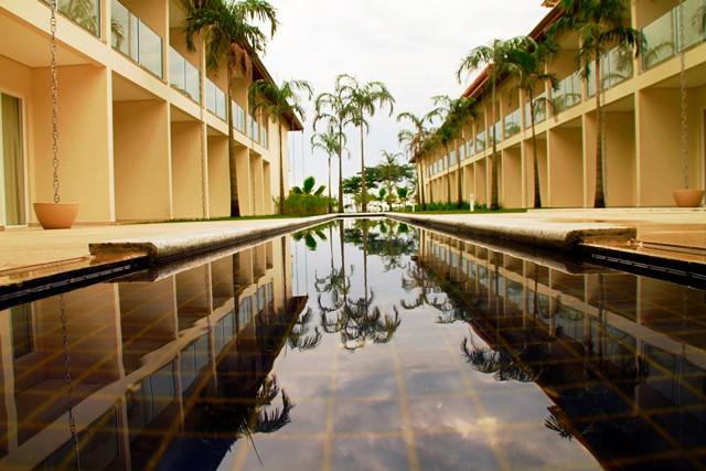 Vá curtir o Natal na praia e fique hospedado em um hotel perfeito para famílias