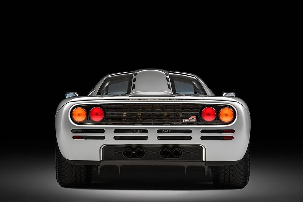 Restaurado, McLaren F1 número 063 participa de concurso de elegância