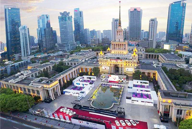 Expressas: Pós coronavírus, China organiza Auto Show ao ar livre