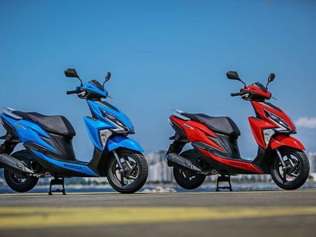 Moto Honda anuncia suspensão temporária da produção
