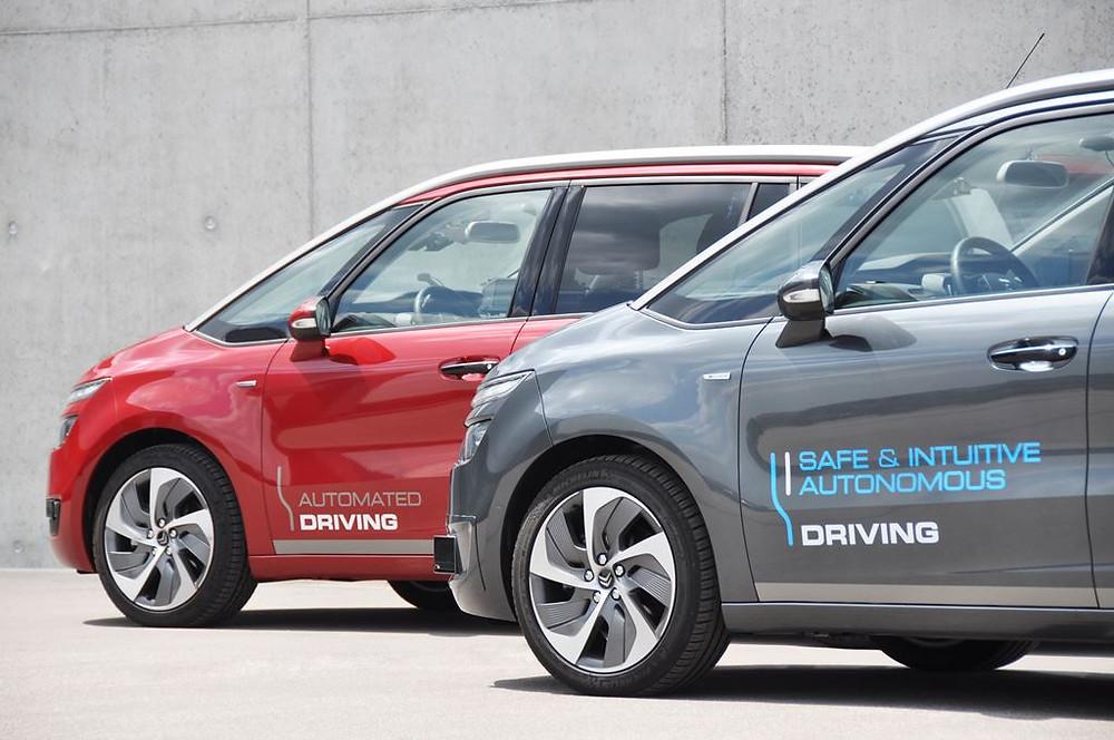 Em testes nas estradas europeias, 60 000 Km são percorridos por veículos autônomos do grupo PSA