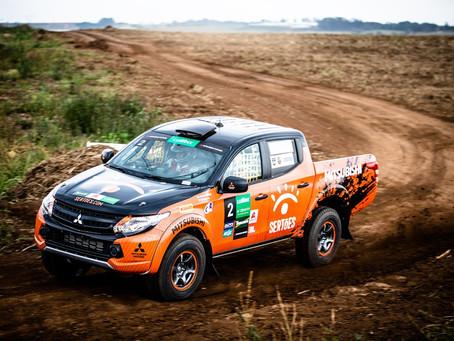 Mitsubishi Cup: Maior quilometragem da temporada marca etapa de Jaguariúna