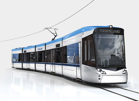 Ferrovia: Stadler fornecerá 24 bondes Tramlink para a cidade alemã de Jena