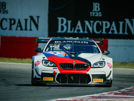 Após estreia em Zolder, Lukas Moraes projeta evolução no Blancpain GT Sprint