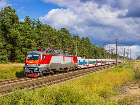 Ferrovia: Rússia lança ligação noturna com trens Talgo entre Moscou e fronteira com a Finlândia