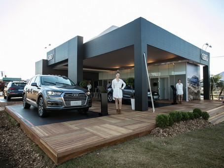 Agrishow 2019: Audi leva suas novidades para a maior feira do setor