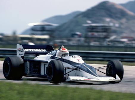 BMW leva Brabham BMW BT52 de Piquet para o Festival de Velocidade de Goodwood