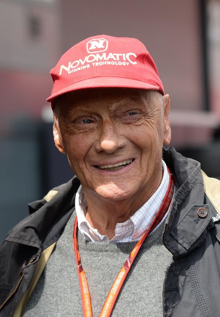 Família Daimler lamenta a perda de Niki Lauda
