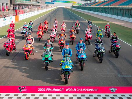 Moto GP: Campeão, Joan Mir, é o alvo inicial no Grande Prêmio Barwa do Qatar