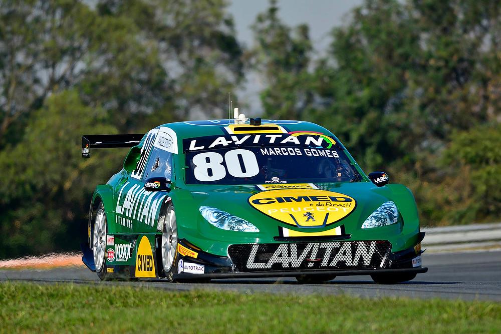 Líder da Stock Car, Marcos Gomes encara etapa decisiva em Tarumã