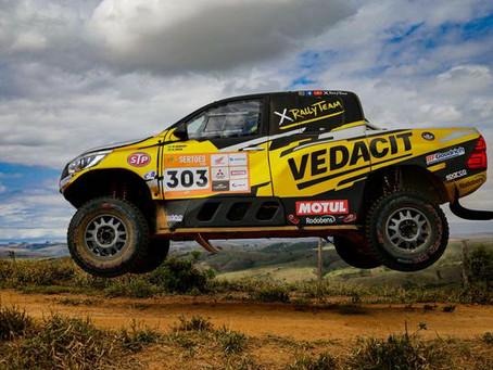 Sertões: Vitória de Marcos Baumgart na segunda etapa