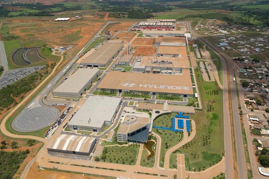 Caoa Montadora completa dez anos produzindo veículos Hyundai em Anápolis (Go)