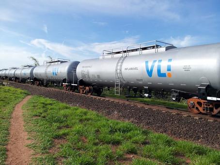VLI inicia novo fluxo ferroviário de fertilizantes do TIPLAM (SP) até o Triângulo Mineiro