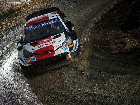 WRC: Em Monte-Carlo, Evans fecha segundo dia na frente de Ogier