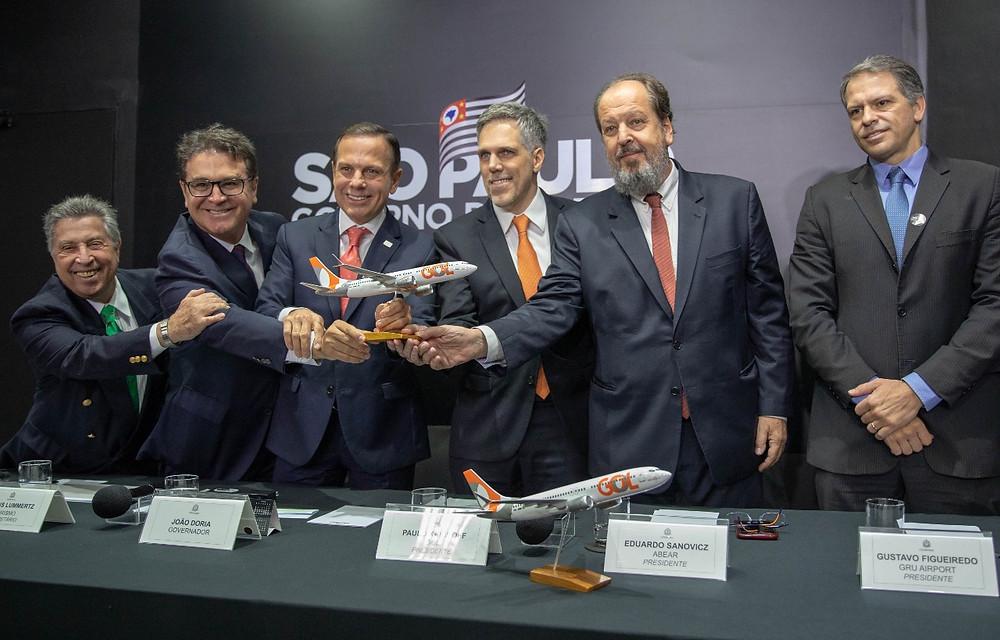 GOL lança serviço de Stopover em São Paulo