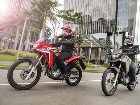 Vídeo: Chega a linha 2022 da versátil Honda XRE 300