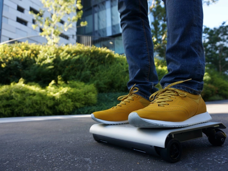 Expressas: Walkcar, o novo mini meio de transporte