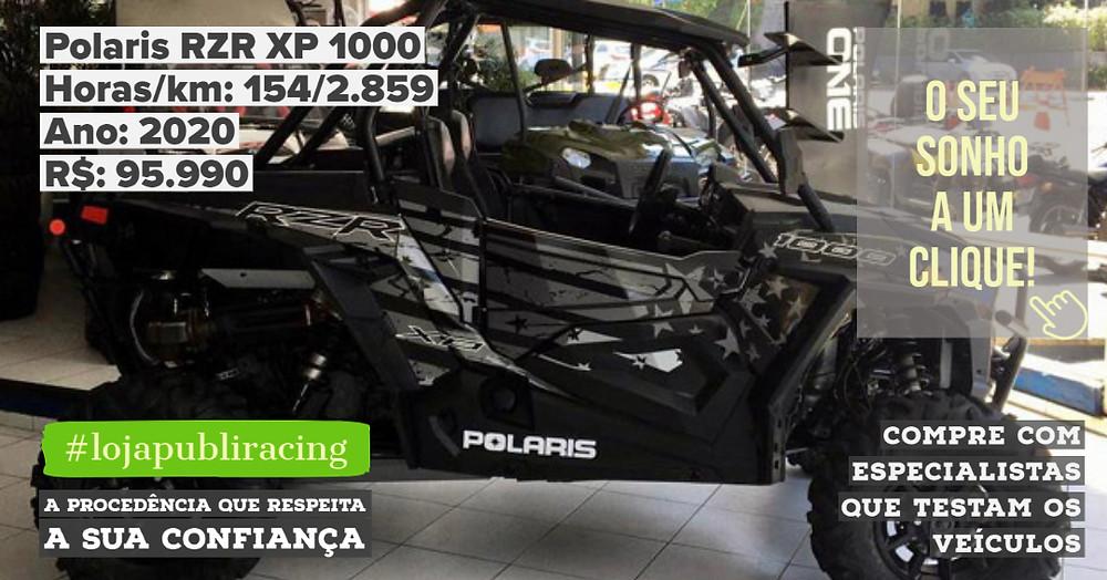 ACESSE #LOJA PUBLIRACING - Polaris RZR XP 1000