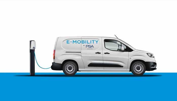 Na Europa, grupo PSA terá linha comercial totalmente eletrificada em 2021