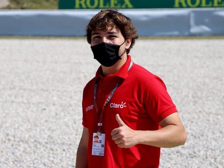 F3: Com 12ª posição na corrida 1, Enzo Fittipaldi larga na pole da prova 2 que acontece 11:30