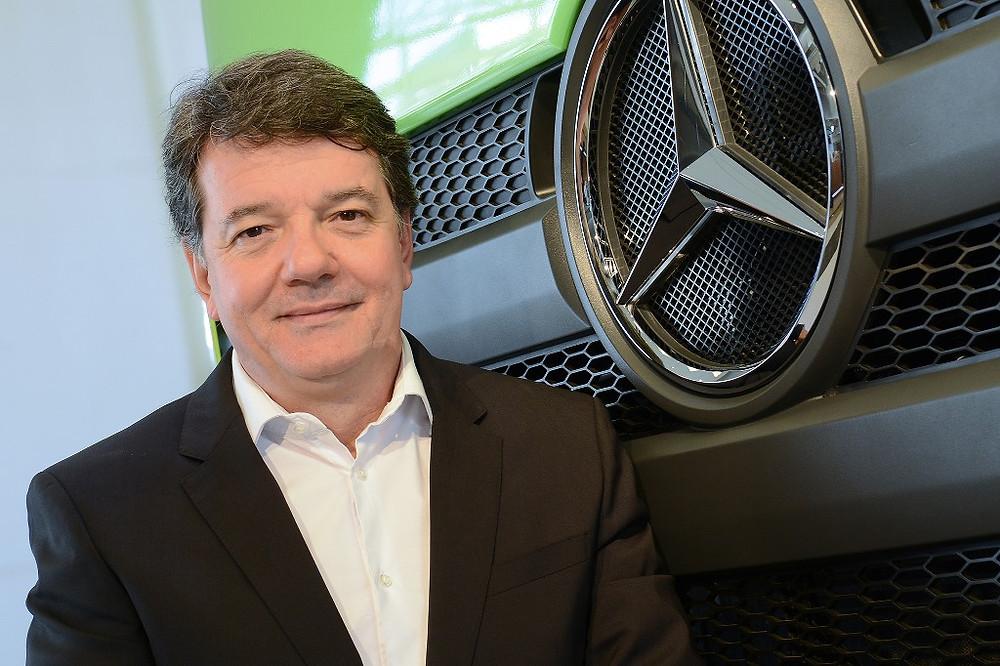 JSL compra 152 caminhões Mercedes-Benz da linha Axor para operação canavieira