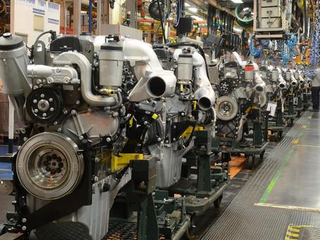 Motores Mercedes-Benz fabricados em São Bernardo do Campo são exportados para África e Oriente Médio