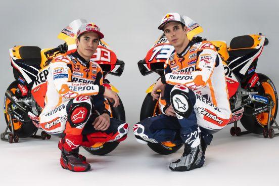 Moto GP: Irmãos Márquez formam a dupla da Honda na primeira prova do ano na Espanha
