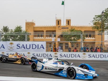 Fórmula E: Félix da Costa brilha em Riade e vence prova histórica com o carro da BMW
