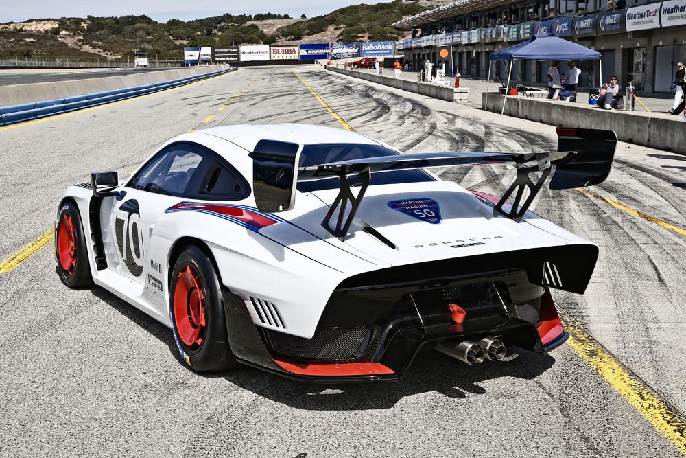 Porsche apresenta a edição exclusiva do Porsche 935