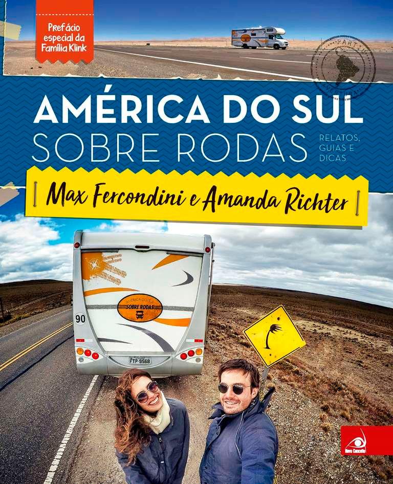 Max Fercondini e Amanda Ritchter lançam livro em SP