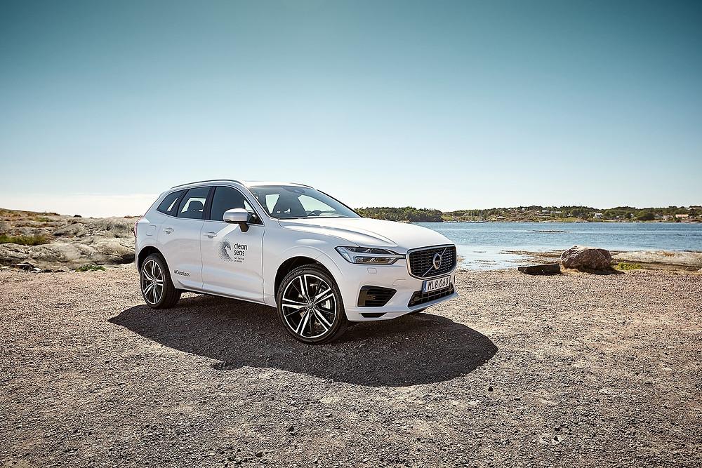 Volvo Cars: a partir de 2025, novos veículos terão 25% de plásticos reciclados