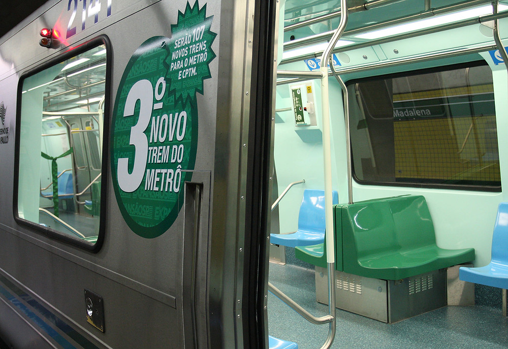 Governo de SP autoriza início das obras de ampliação da Linha 2-Verde até a Penha
