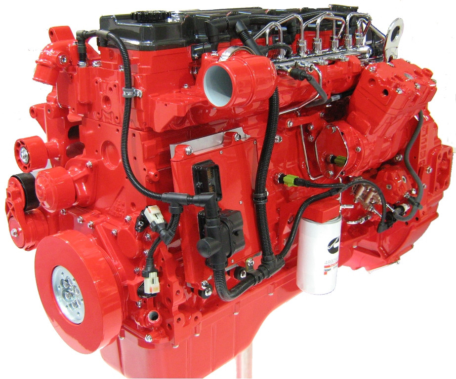 Motor Cummins ISB 6.7
