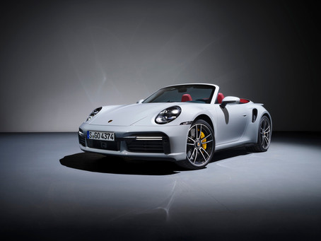 Porsche mantém sucesso nas vendas no 1° trimestre de 2021