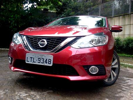 Avaliação: Nissan Sentra SV, conforto e espaço para a família
