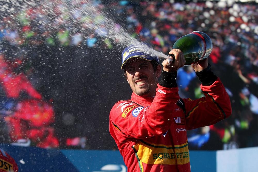 Di Grassi chega na Europa lider da Fórmula E
