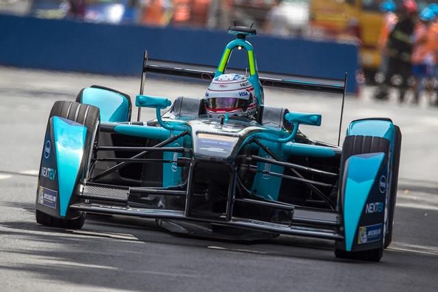 Nelson Piquet Jr.- Fórmula E