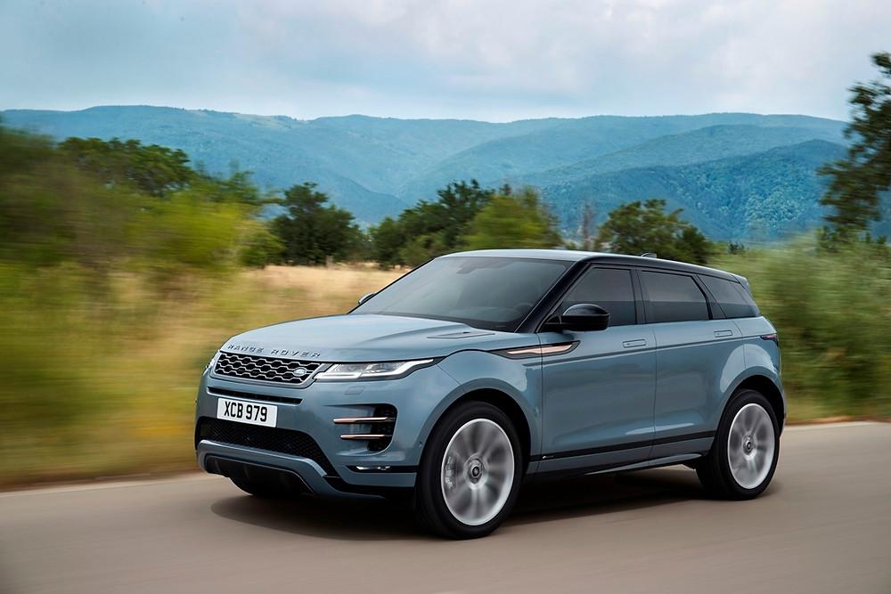 Apresentado o novo Range Rover Evoque. Modelo chega ao mercado brasileiro no segundo semestre de 2019