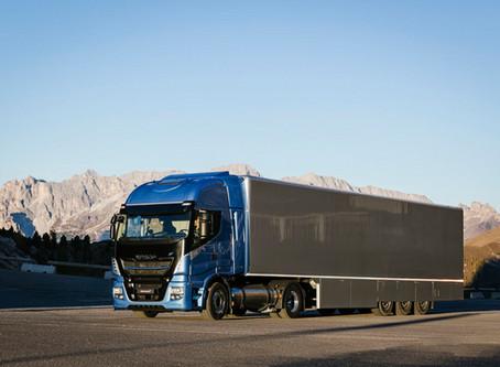 Iveco realiza venda de caminhões GNL para empresa chilena