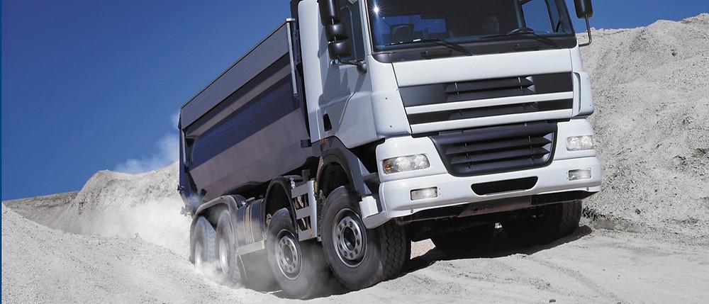 Linha de lâmpadas 24V Philips MasterDuty zela pela alta produtividade do caminhão