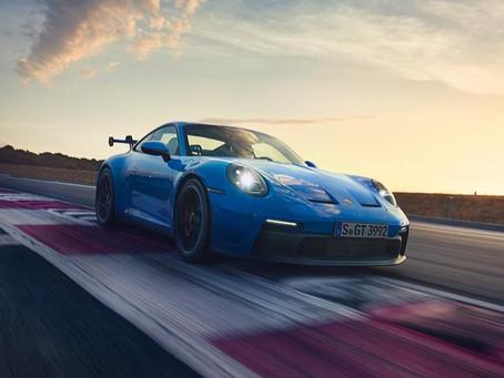 Por R$ 1.099.000, novo Porsche 911 GT3 já pode ser encomendado nas concessionárias