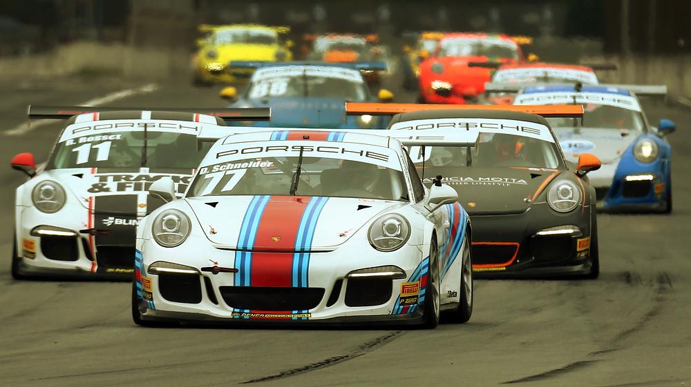 Porsche GT3 Cup vai terminar o ano com prova de endurance em Interlagos