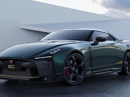 Primeiras unidades do Nissan GT-R50 by Italdesign começam a ser entregues em 2020