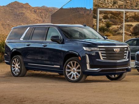 Expressas: General Motors planeja exportar grandes SUVs para a China