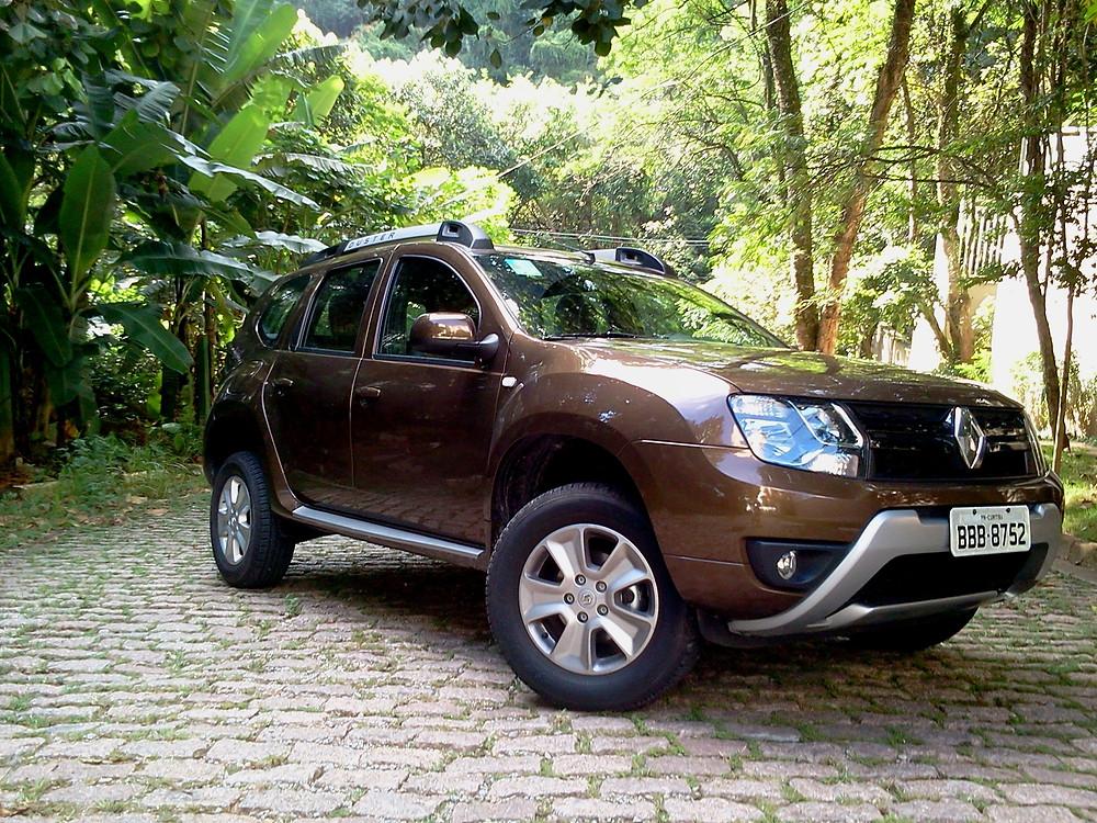 Avaliação: Renault Duster 1.6 Dynamique, com ele o off-road não é uma miragem