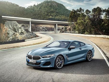 Luxuoso BMW Série 8 desembarca nas concessionárias do país por R$ 799.950